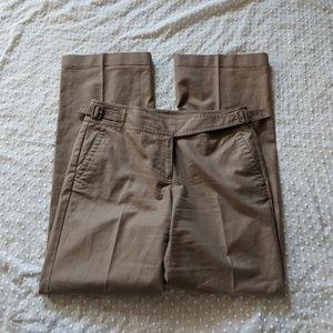 Ann Taylor Signature Fit wide leg trousers size 6